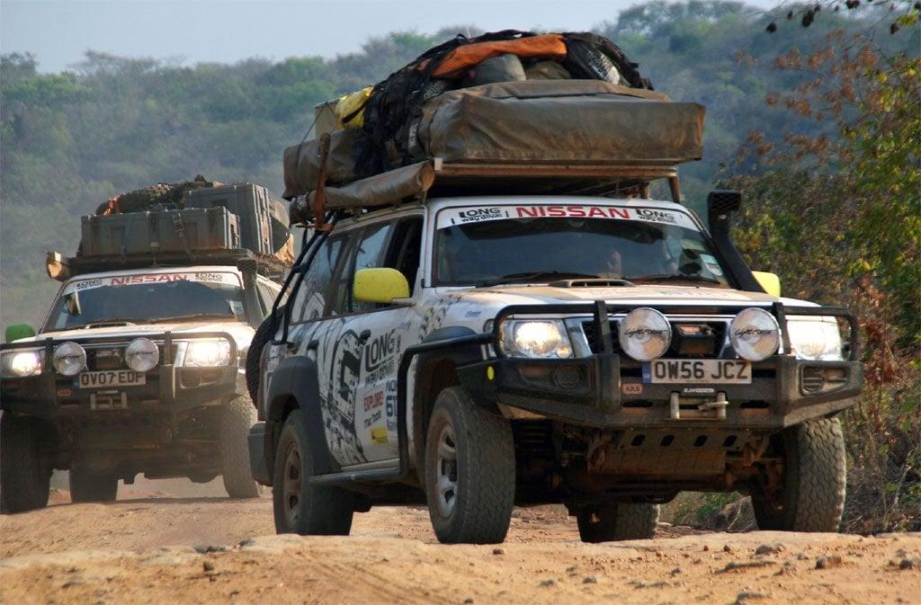 Nissan Off Road Aksesuar Huma Oto